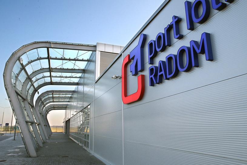 Lotnisko w Radomiu /Damian Klamka /East News
