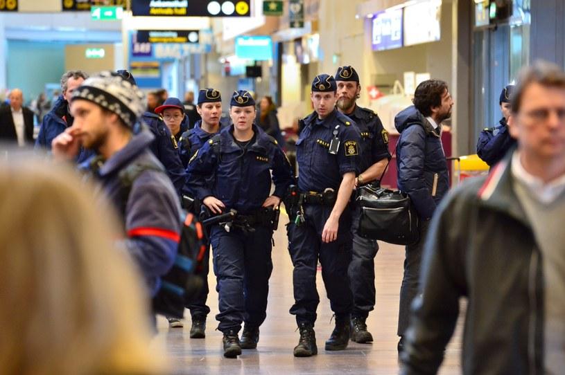 Lotnisko w Sztokholmie, Szwecja /PAP/EPA