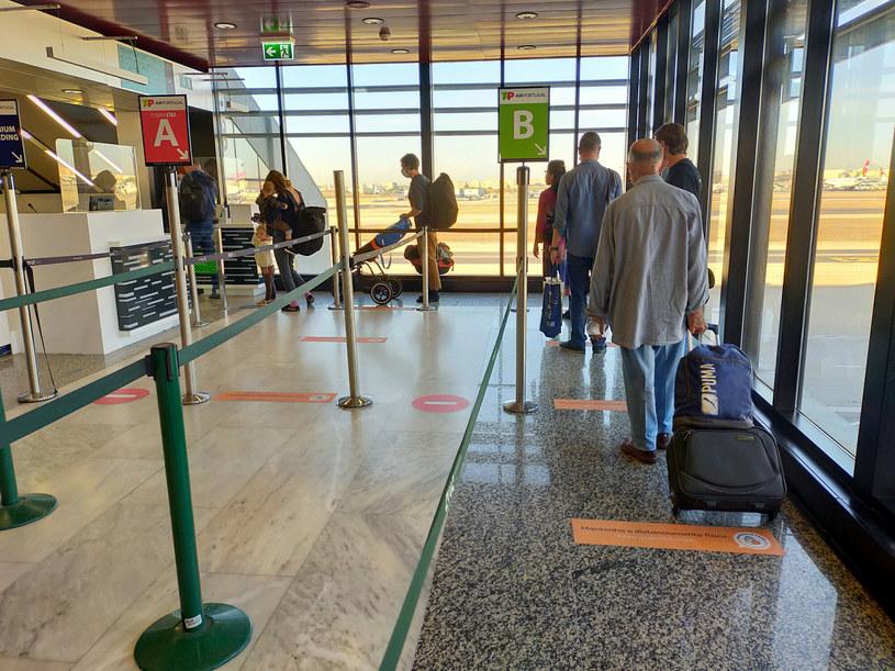 Lotnisko, zdjęcie ilustracyjne /Albin Marciniak/East News /East News