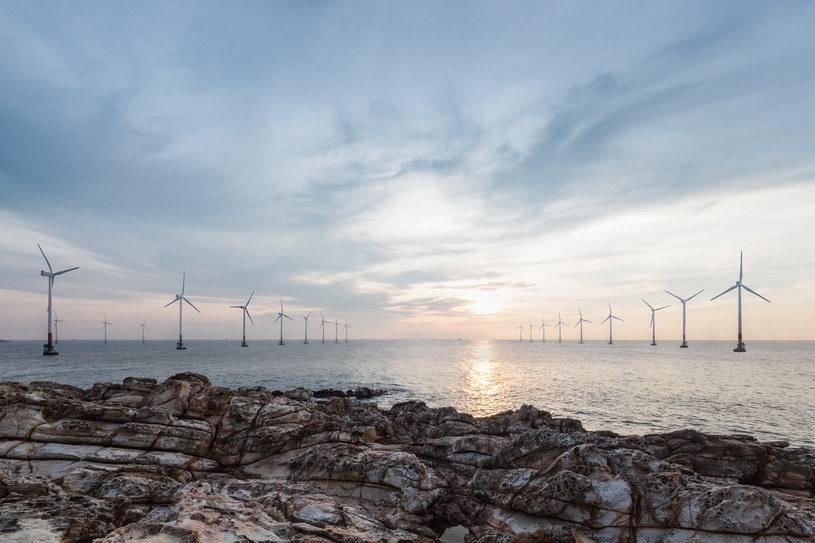 Lotos chce zarobić przy budowie morskich farm wiatrowych /123RF/PICSEL