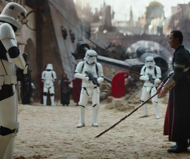 """""""Łotr 1. Gwiezdne wojny - historie"""": Śmiertelnie chory fan obejrzał film"""