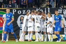 0007M4Q6EV6AUGSK-C307 Lotto Ekstraklasa: Z czołówki ligowej wygrała tylko Legia Warszawa