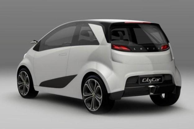 Lotus citycar /