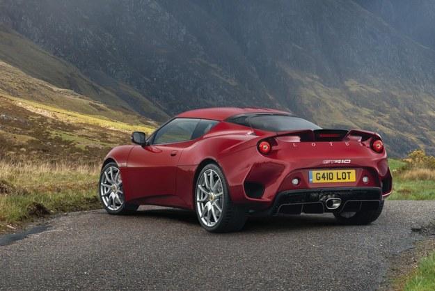 Lotus Evora GT410 /