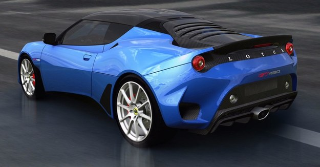 Lotus Evora GT430 Sport /Lotus
