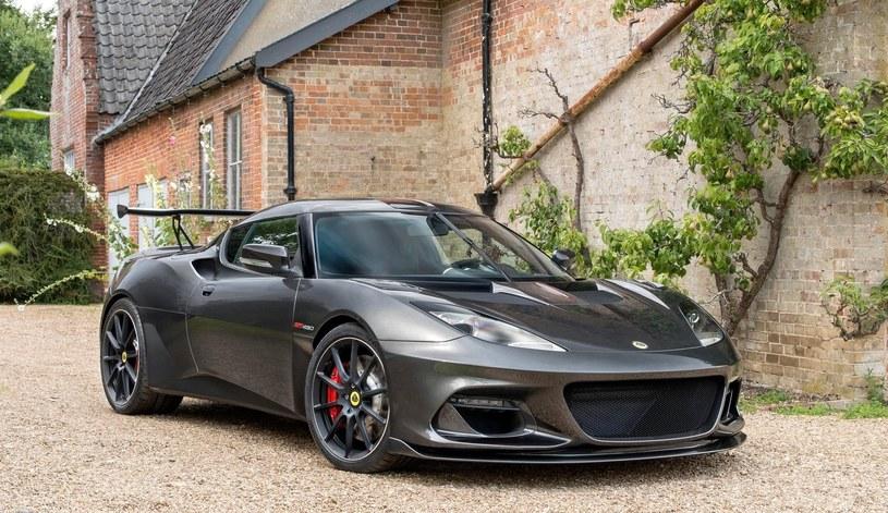 Lotus Evora GT430 /