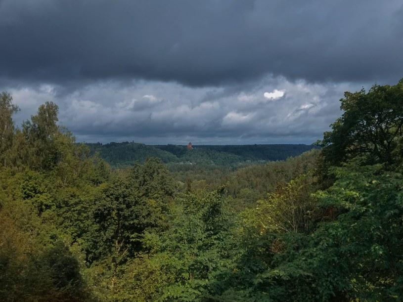 Łotwa jest jednym z bardziej zielonych krajów Europy. To raj dla miłośników przyrody /Karolina Iwaniuk  /archiwum prywatne