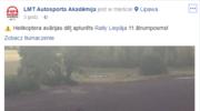 Łotwa: Wypadek śmigłowca z Polakami na pokładzie