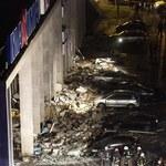 Łotwa: Zawalił się dach supermarketu. Rośnie liczba zabitych