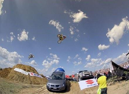 Loty nad Bemowem. Fot.: SALTO MOTO Sport /materiały prasowe