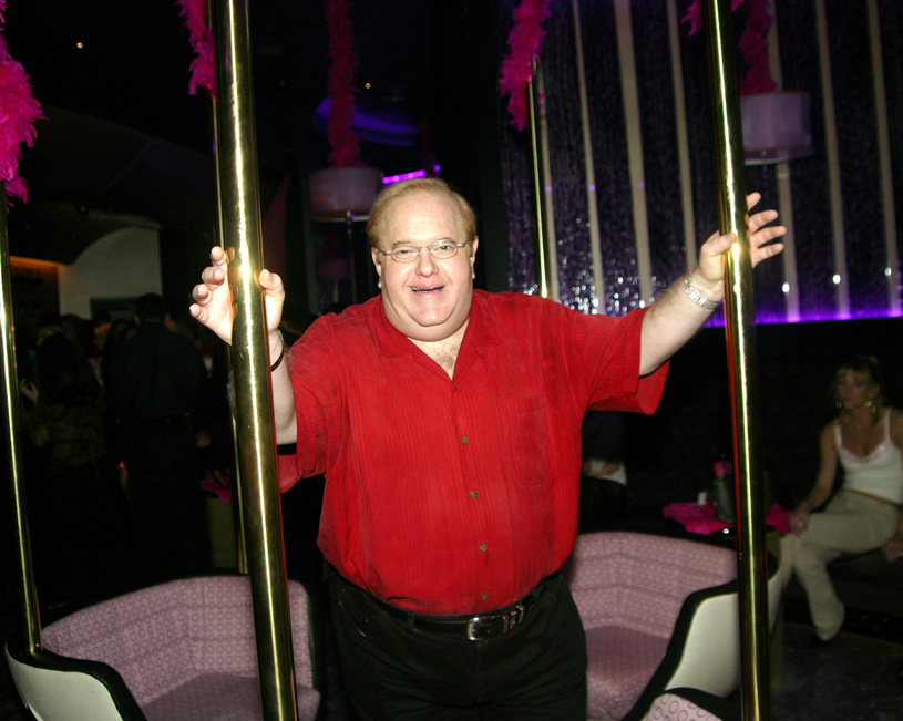 Lou Pearlman /Johnny Nunez/WireImage /Getty Images