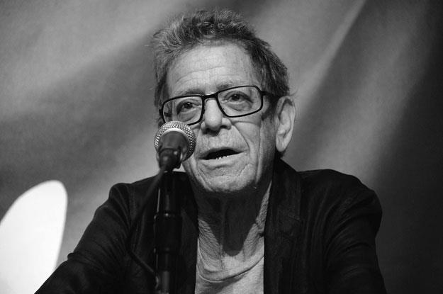 Lou Reed (1942-2013) fot. Theo Wargo /Getty Images