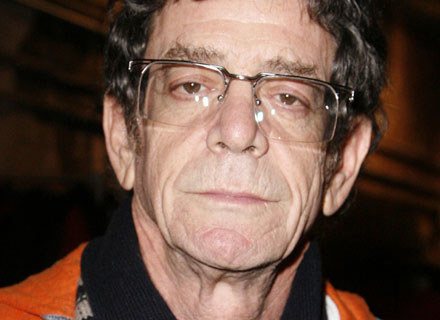 Lou Reed - fot. Amy Sussman /Getty Images/Flash Press Media