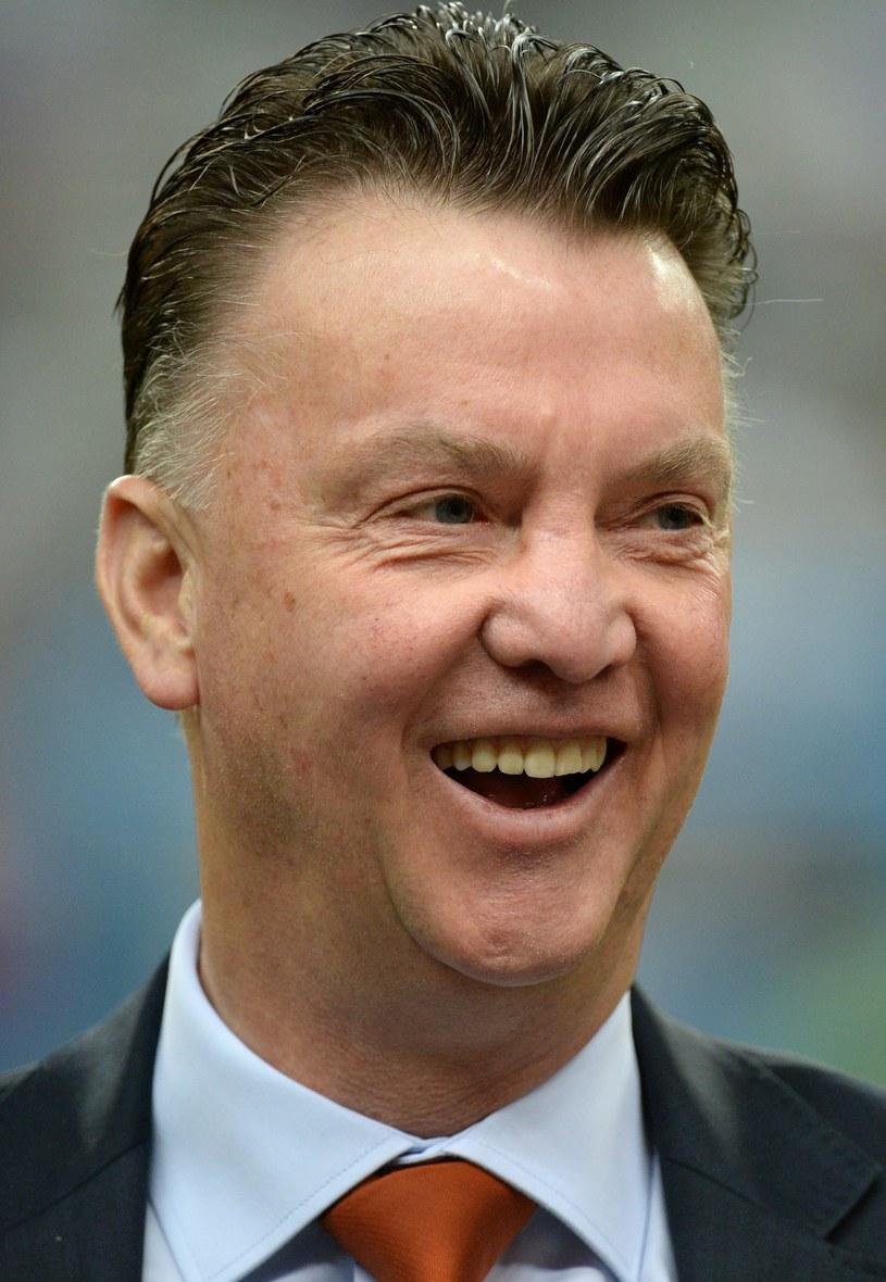 Louis van Gaal już za kilka dni ma zostać nowym menedżerem Manchesteru United /AFP
