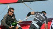 Louis Vuitton Cup - finały, wyścig 5
