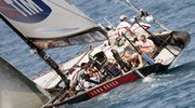 Louis Vuitton Cup - wyścig 4