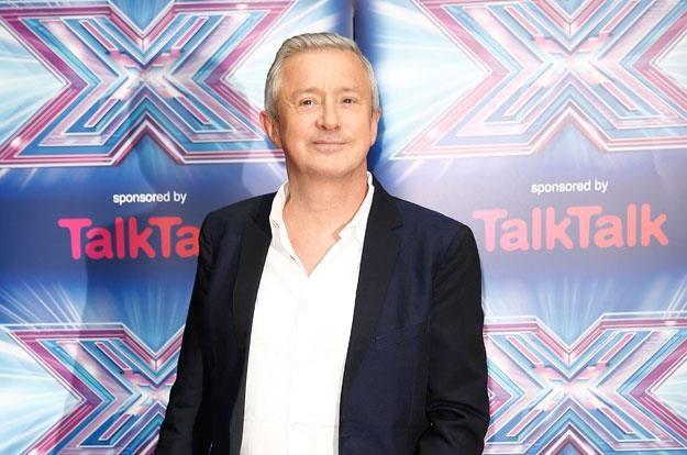 """Louis Walsh dziwnie zachowywał się podczas ostatniego """"The X Factor"""" fot. Tim P. Whitby /Getty Images"""