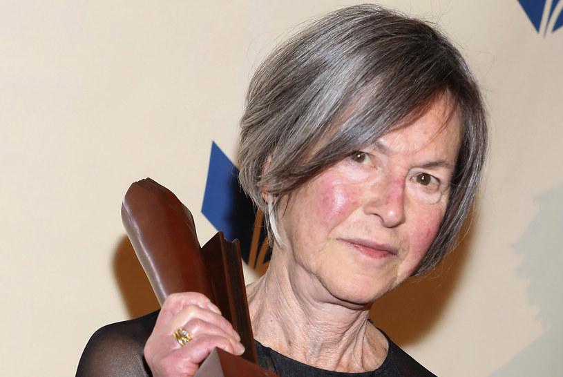 Louise Elisabeth Glück; fot. archiwalne z 2014 roku /AFP