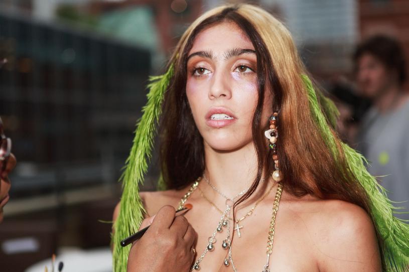Lourdes Leon /Hagop Kalaidjian/BFA/REX/Shutterstock/Rex Fashion /East News