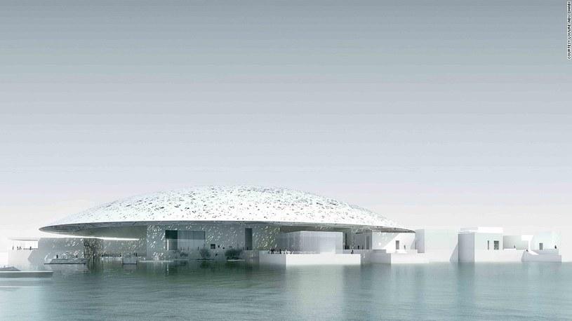 Louvre Abu Dhabi /materiały prasowe