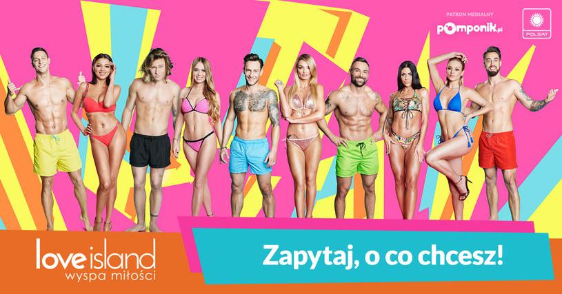 """Love Island. Wyspa Miłości"" /Polsat /Polsat"