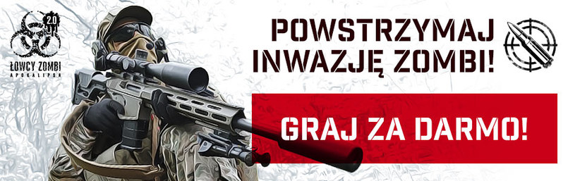 Łowcy Zombi /Click.pl