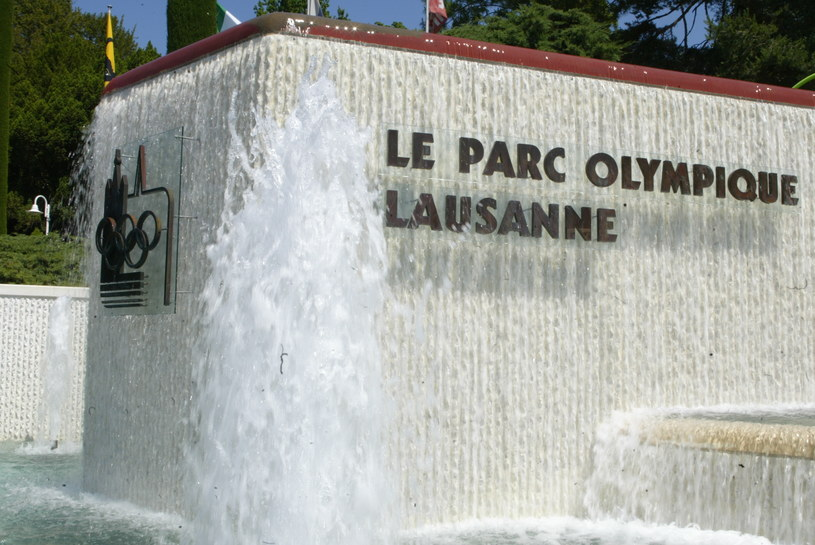 Lozanna to ważne centrum sportu /INTERIA.PL