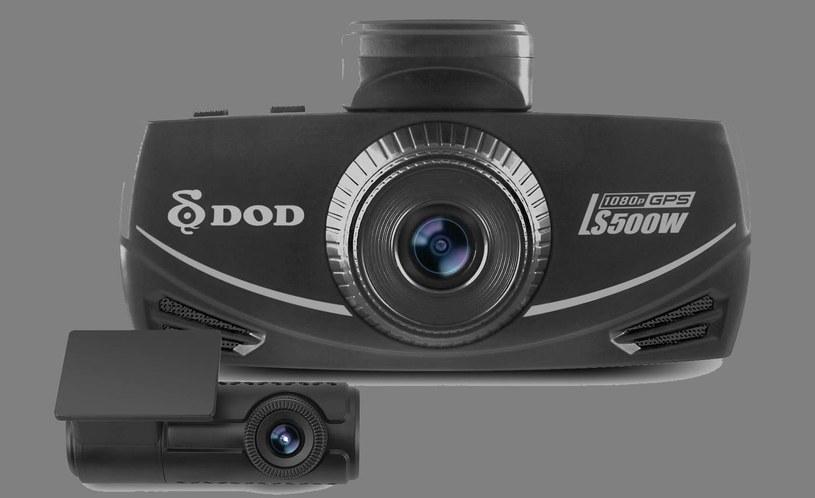 LS500 - kamerka przednia i tylna /materiały prasowe