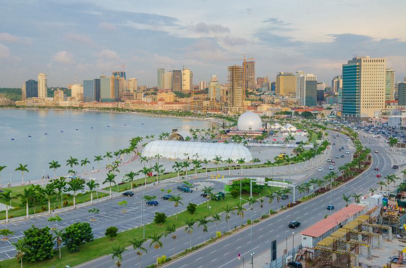 Luanda, stolica Angoli /123RF/PICSEL
