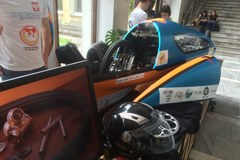 Lubelscy studenci skonstruowali pojazd na wodór