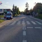 Lubelskie: Śmiertelne potrącenie na przejściu dla pieszych