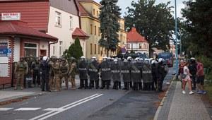 Lubin: Tragiczna interwencja policji. Szczegóły śledztwa ws. śmierci 34-letniego Bartosza