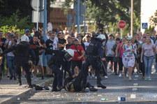 Lubin: Zamieszki po śmierci 34-letniego Bartka
