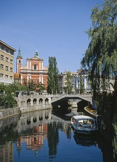 Lublana, stolica Słowenii /East News