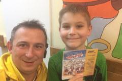Lublin: Nasz audiobook otrzymali pacjenci Dziecięcego Szpitala Klinicznego