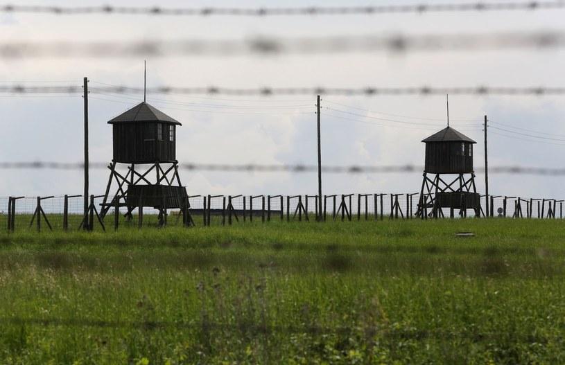 Lublin: Państwowe Muzeum na Majdanku utworzone na terenie byłego niemieckiego obozu koncentracyjnego /TOMASZ RYTYCH/REPORTER /East News