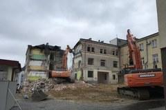 Lublin: Ruszyła rozbiórka szpitala