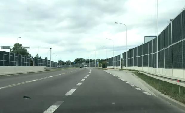 Lublin: Zbudowali trasę zapominając o części oznakowania