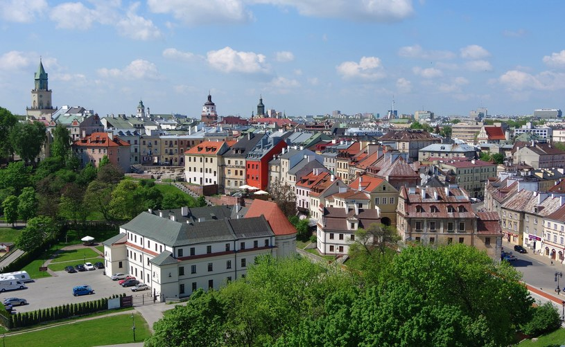 Lublin; zdj. ilustracyjne /Marek Bazak /East News