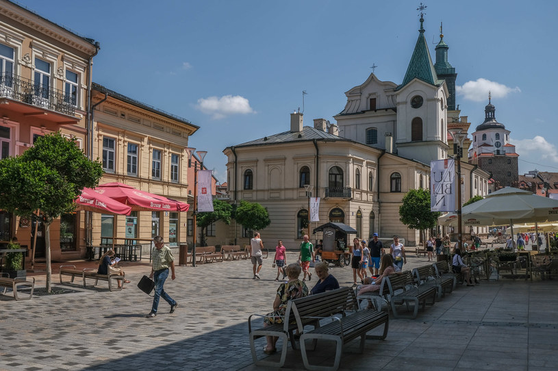 Lublin; zdj. ilustracyjne / Omar Marques /Agencja FORUM