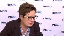 Lubnauer (Nowoczesna) o możliwości utworzenia wspólnych list wyborczych zjednoczonej opozycji (TV Interia)