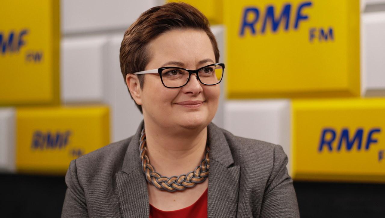 Lubnauer o odejściu Gasiuk-Pihowicz: To była zdrada