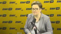 Lubnauer w Porannej rozmowie RMF (09.04.18)
