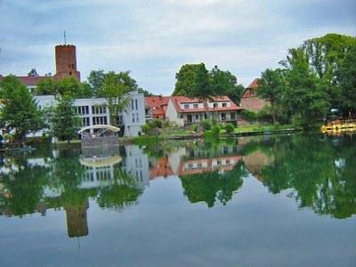 Lubuskie Lato Filmowe odbędzie się w przepięknym Łagowie/fot.strona festiwalu /