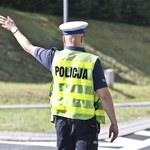 Lubuskie: Pijany kierowca uciekał przed policją. Wiózł małe dzieci