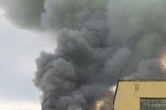 Lubuskie: Pożar odlewni cynku w Drezdenku