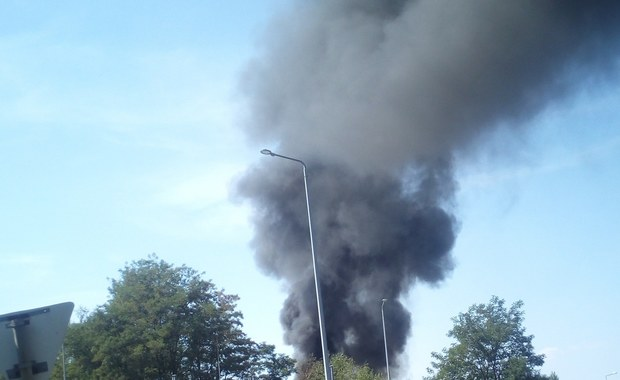 Lubuskie: Pożar wysypiska śmieci