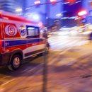 Lubuskie: Śmiertelne potrącenie pieszego przez tira