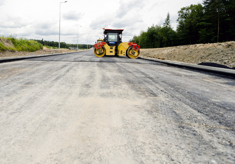 Lubuskie: Śmiertelny wypadek na budowie drogi (zdj. ilustracyjne) /Piotr Tracz /Reporter