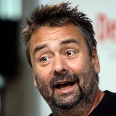 Luc Besson: Nie wierzcie we wszystko, co mówię! /AFP